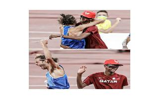 'Can we have two Golds?': When Italy, Qatar's high jumpers gave Tokyo..