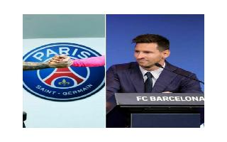 Lionel Messi joins Paris Saint-Germain (PSG) on a two-year contract, to be..