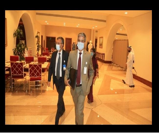 Indian envoy meets Taliban leader in Doha, raises concerns over use of Afghan soil for terrorism