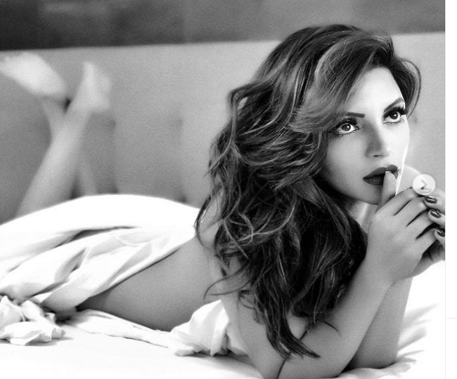 Shama Sikander heats up the internet with her new viral pic, see here