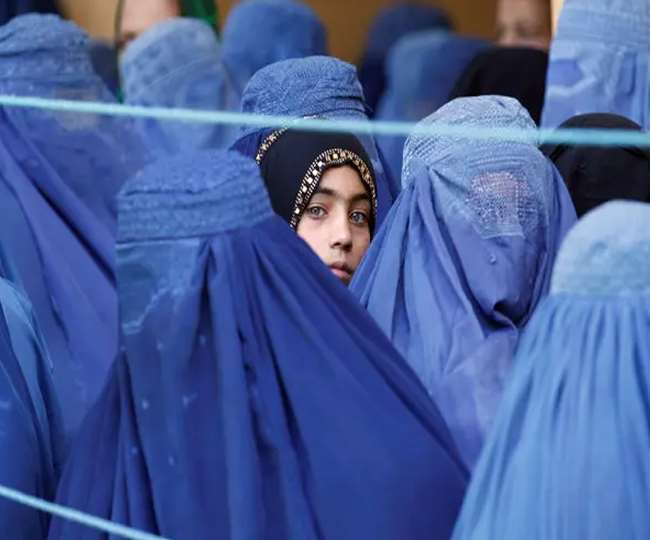 'Work from home for your own safety': Taliban admits women in Afghanistan are not safe