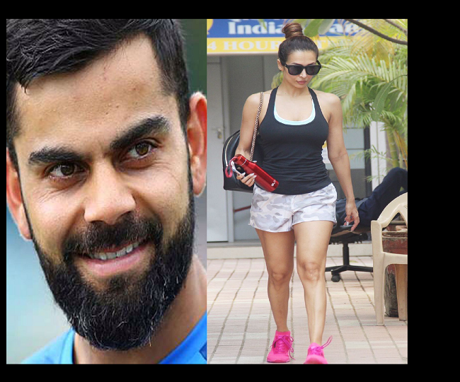 Malaika Arora, Virat Kohli spotted sipping Black Water; know what is Black Water and how it is beneficial