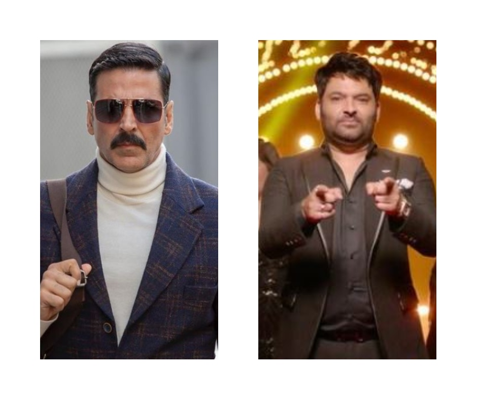 Akshay Kumar takes a dig at Kapil Sharma for his late 'Bell Bottom' tweet: hints about promoting the film at The Kapil Sharma Show