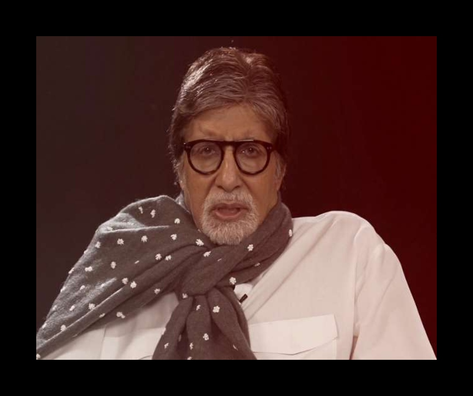 Exclusive: Amitabh Bachchan recites poem on 'Chehre', highlights different faces of people | Watch