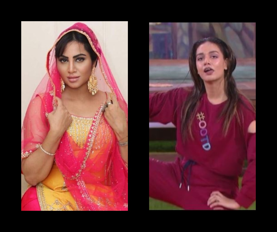 Bigg Boss OTT: Ex contestant Arshi Khan targets Divya Agarwal; says she doesn't know how to respect anyone