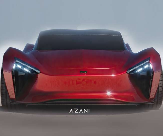 Meet Azani, India's first electric supercar with 700km range and 1,000HP; know features and price here