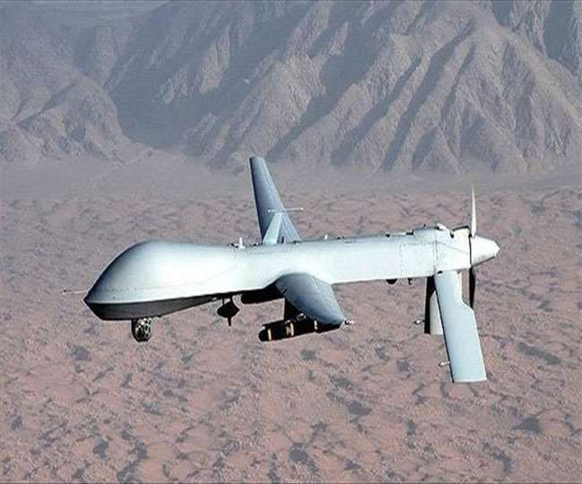 US carries out drone strike in Kabul against 'suicide car bomber'