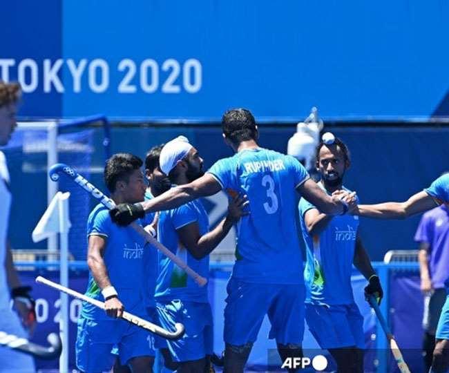 Tokyo Olympics: India Men's Hockey team's Bronze win kicks off celebrations across country, see pics and videos