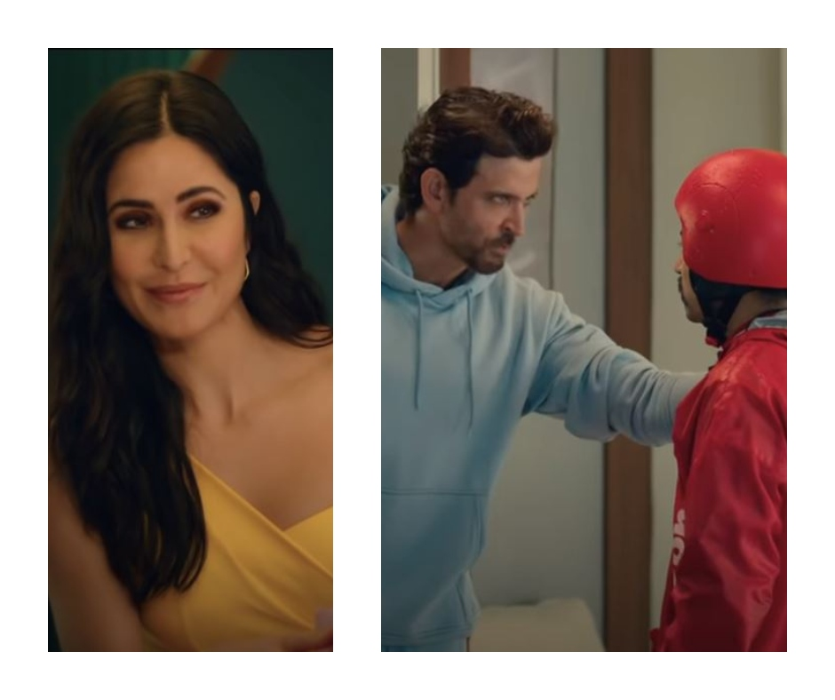Zomato controversy: After drawing flak for Hrithik Roshan and Katrina Kaif's ads, owners release official statement