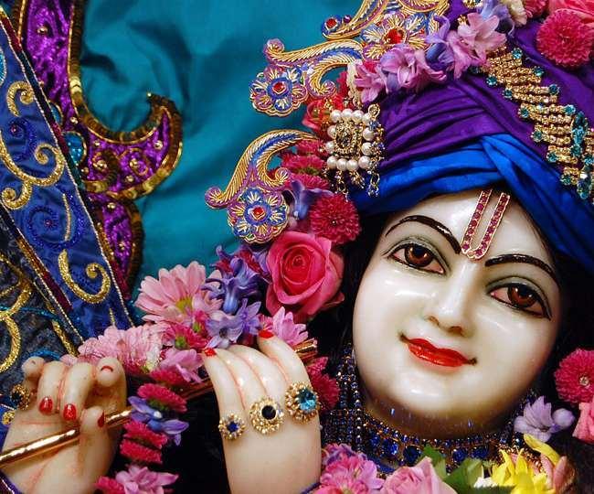 Happy Janmashtami 2021: Wishes, messages, quotes, SMS, WhatsApp and Facebook status to share on Krishna Janmashtami