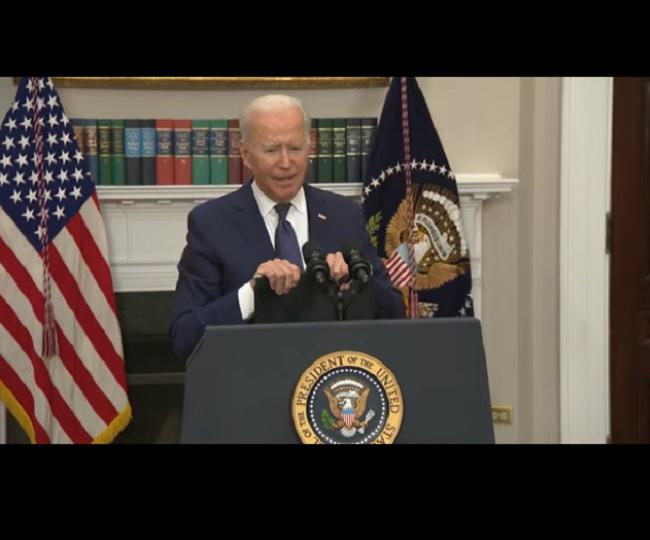 'US unwavering in Afghanistan evacuations': Joe Biden warns of IS threat as chaos continues at Kabul Airport