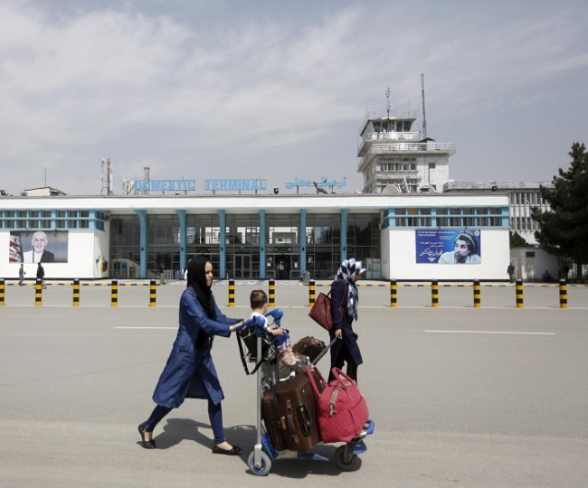 Afghanistan Crisis: ISIS-K 'planner' killed in drone strike; US asks nationals to leave Kabul Airport gates 'immediately' | Updates