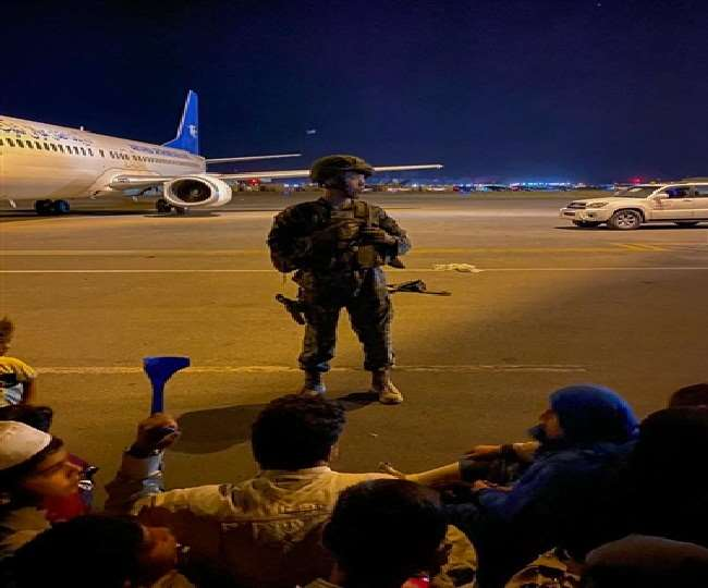 Afghanistan Conflict: 1 Afghan military personnel killed in gunfight at Kabul Airport involving western forces