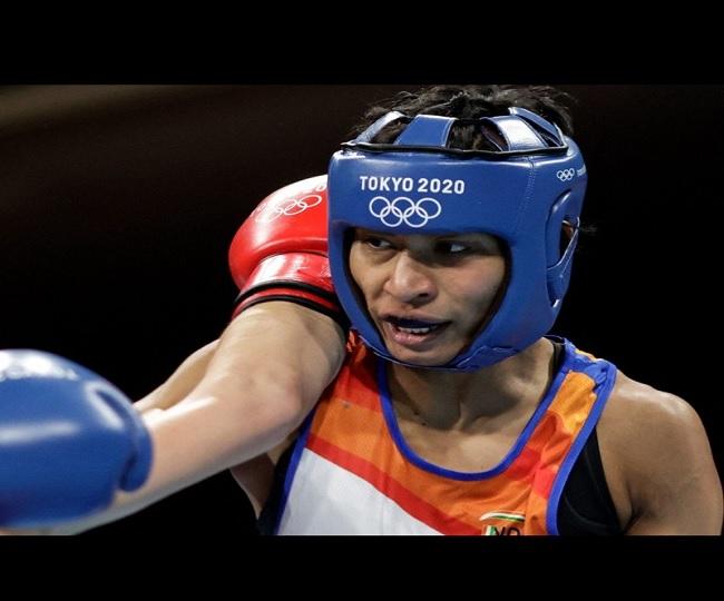 Tokyo Olympics: Lovlina Borgohain takes home Bronze, loses to Turkey's Busenaz Sürmeneli in semis