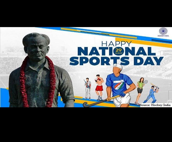 National Sports Day 2021: Wishes, messages, quotes, SMS, WhatsApp and Facebook status to share on Rashtriya Khel Diwas