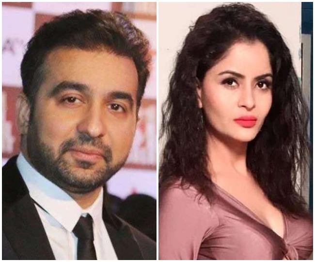 Actress Gehana Vasisth goes n*de to support Shilpa Shetty's husband Raj Kundra; asks netizens 'Is this p*rn?'