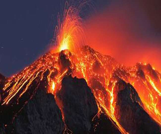 Volcanoes played essential role in stabilising Earth's temperature, study claims   Details here