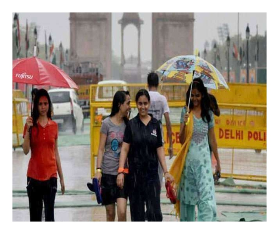 Weather Forecast Monsoon: Red alert issued in Rajasthan and MP while heavy showers continue in Delhi