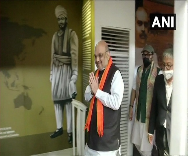 Breaking News Latest Update Feb 19: Amit Shah attends 'Shauryanjali Program' at the National Library in Kolkata