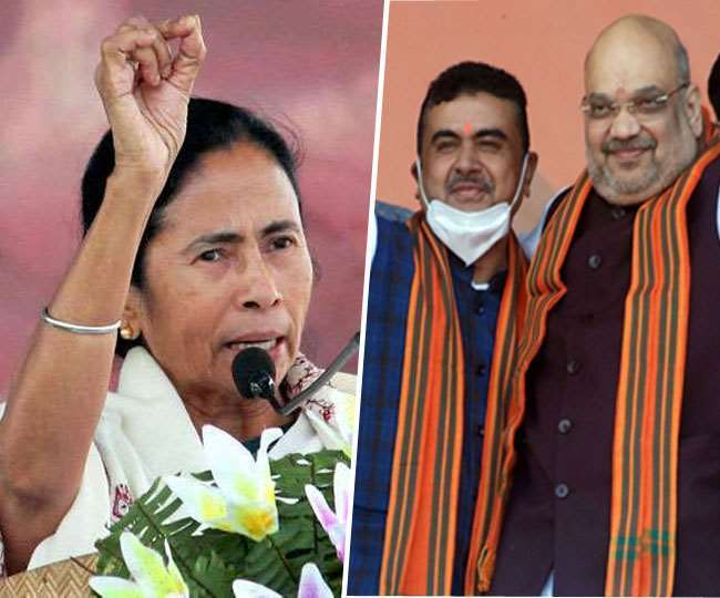 BJP's 'Parivartan Rath Yatra', TMC's 'Jansamarthan Yatra' on same day create new political slugfest in West Bengal