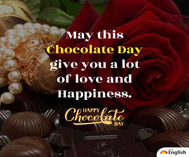 Happy Chocolate Day 2021: Wishes, quotes, shayari, messages, images, WhatsApp and Facebook status to with your better-half