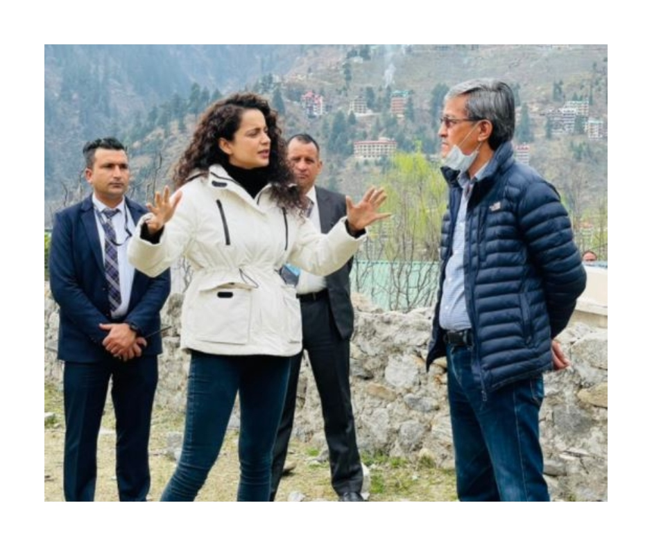 Kangana Ranaut announces cafe-restaurant in Manali; fans are already adding it in their bucket list