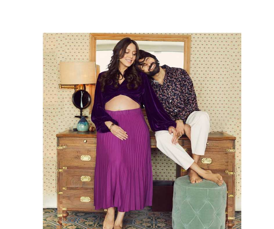 Ishqbaaz actor Nakuul Mehta and wife Jankee Parekh blessed with baby boy; shares aww-dorable first pic