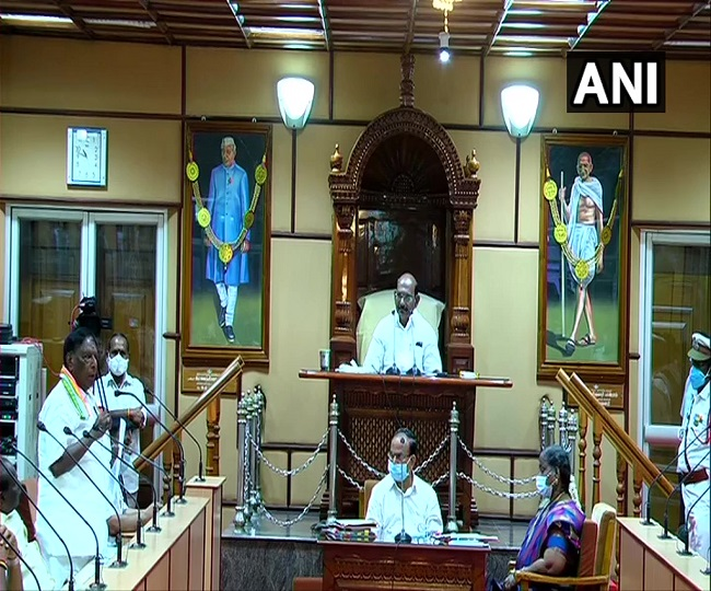Puducherry Political Crisis: President's rule enforced as Oppn refuses to stake claim