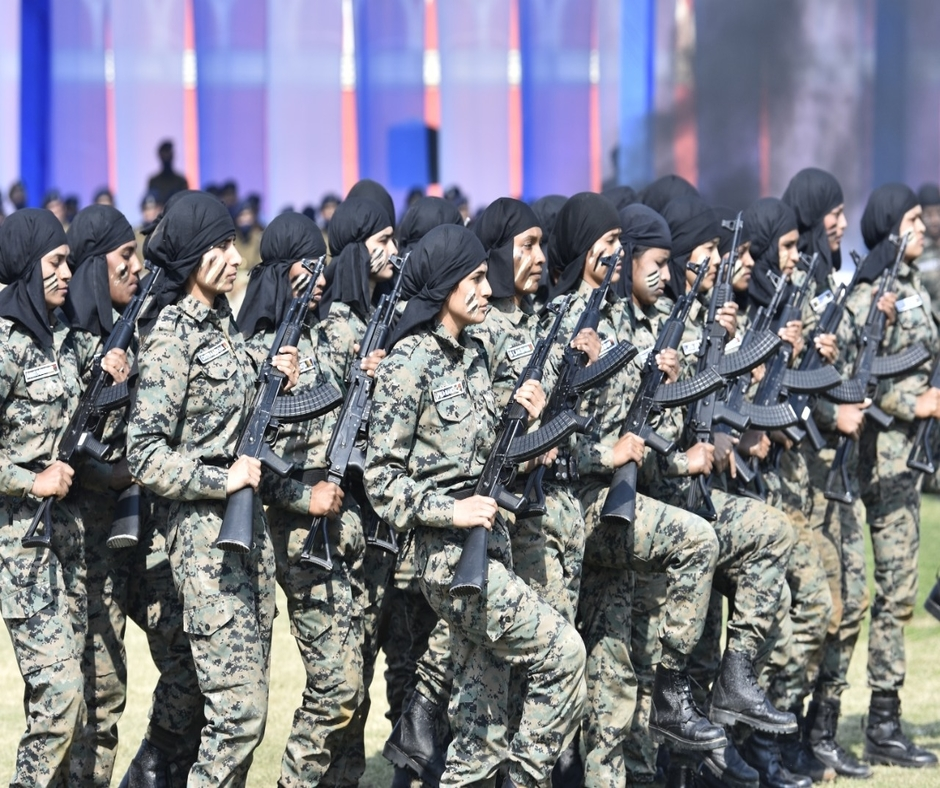 In a first, CRPF inducts 34 women commandos into elite anti-Naxal CoBRA unit