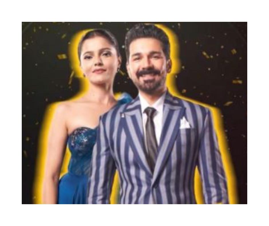 Bigg Boss 14: Rubina Dilaik and Abhinav Shukla win Best Jodi Award; Latter reacts through Instagram post