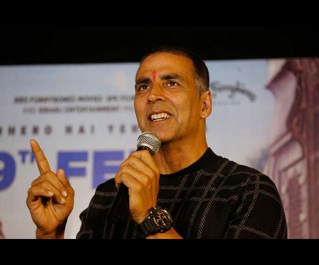 '#IndiaAgainstPropaganda': Akshay Kumar's rejoinder as Rihanna, other celebs extend support to farmers' protest