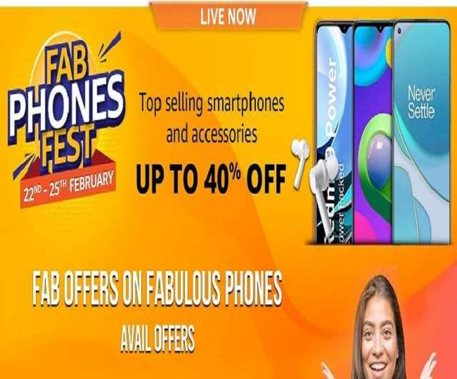 Amazon Fab Phones Fest: Grab iPhone 11 Pro, OnePlus 8 Pro, other smartphones at amazing discounts; check deals here