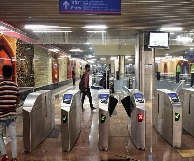 Delhi Metro to go cashless, touchless with QR code-based ticketing system soon: Report