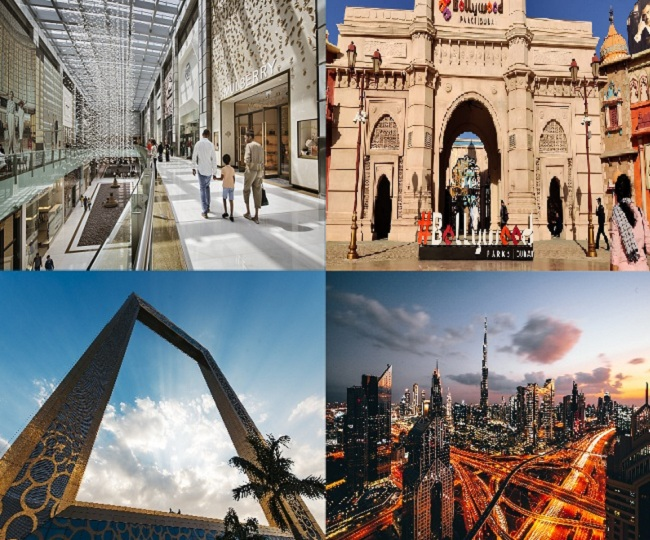 Dubai: City of largest picture frame, tallest building, largest mall and first Bollywood parks