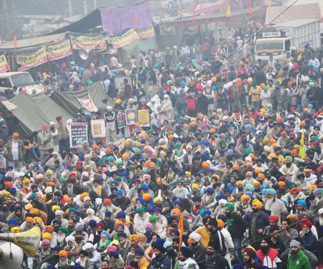 Protesting farmers to block roads across country as they announce 3-hour nationwide 'chakka jam' on Feb 6