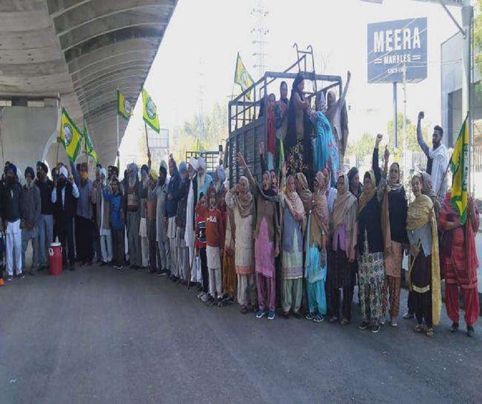 Farmers' 'Chakka Jam': Internet services suspended at Delhi's Singhu, Ghazipur and Tikri borders