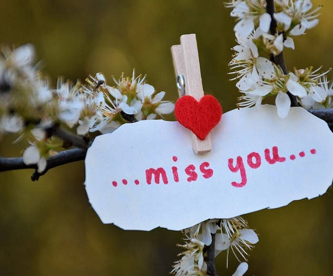 Happy Missing Day 2021: Wishes, quotes, shayari, Facebook and WhatsApp status to share  with your partner