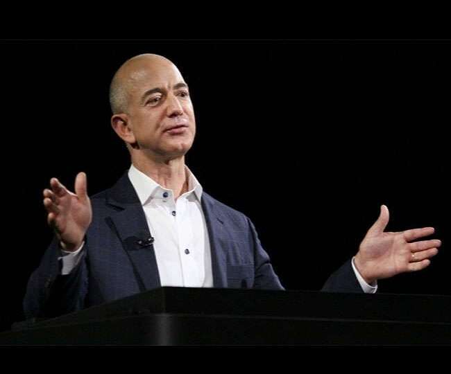Amazon's Jeff Bezos back as world's richest man overtaking Elon Musk after fall in Tesla's shares