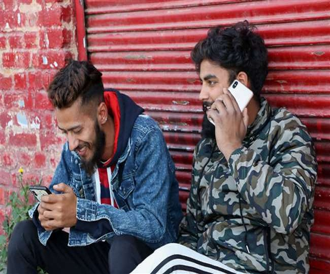 4G mobile internet services being restored in Jammu and Kashmir after 18 months of abrogation of Article 370