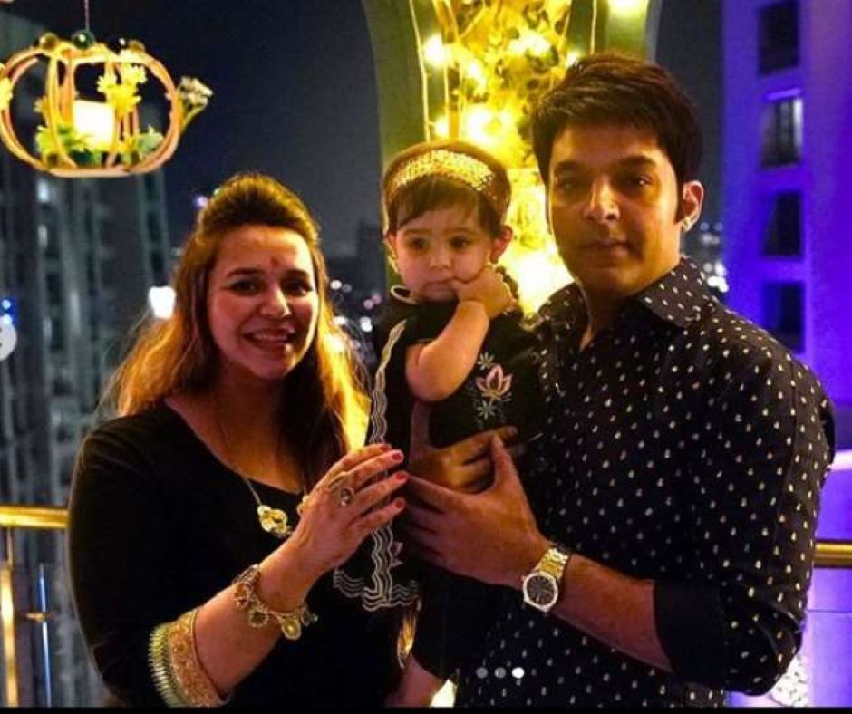 Kapil Sharma-Ginni Chatrath welcome second child, thank fans for wishes; blessings pour in