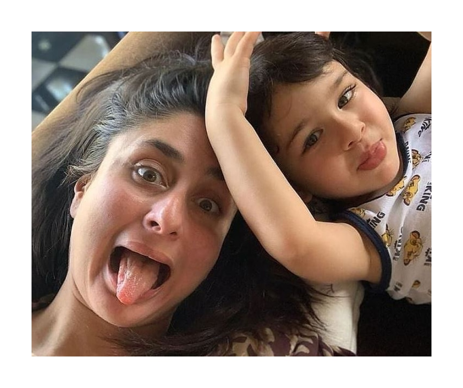 When a famous personality left Kareena Kapoor crying for choosing the name 'Taimur' for her son