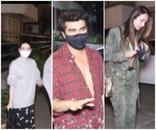 In Pics: Kareena Kapoor-Saif Ali Khan return home with newborn; Karisma Kapoor, Malaika Arora, Arjun Kapoor meet Bebo