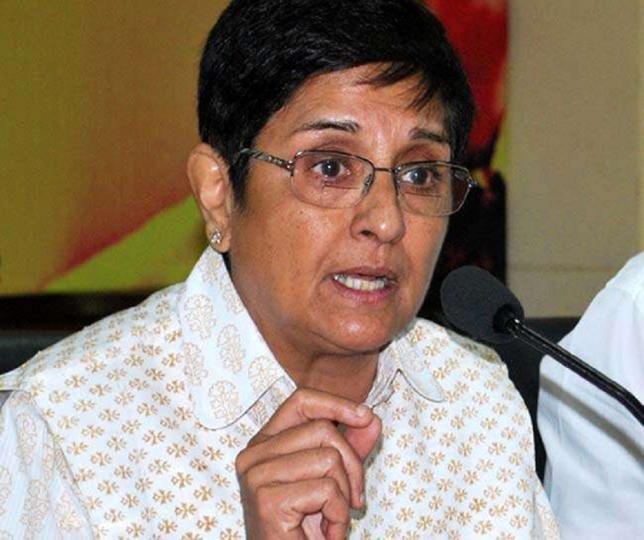 Kiran Bedi removed as Lieutenant Governor of Puducherry amid crisis in Congress govt