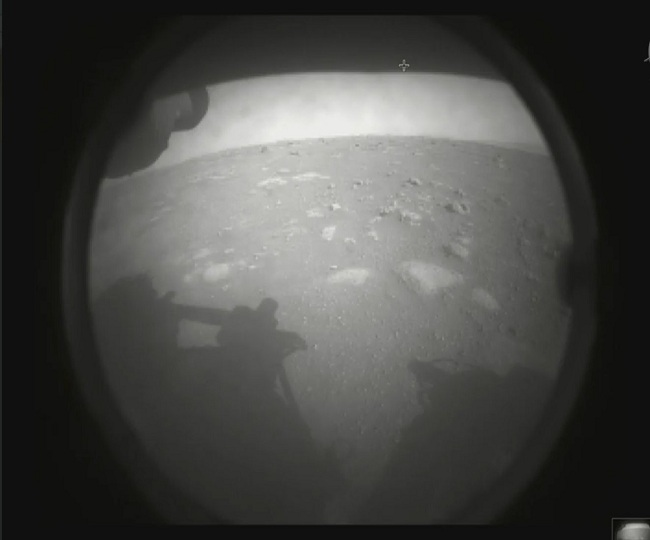 NASA releases video of Perseverance Rover's landing on Mars, first audio recording of Red Planet   Watch