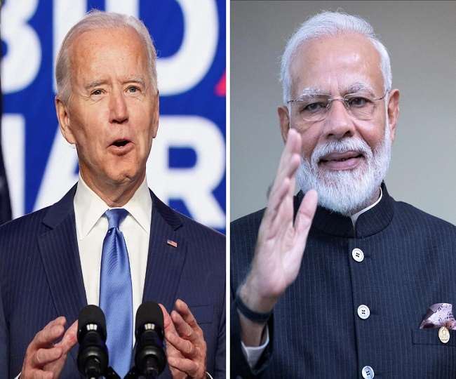 PM Modi speaks to US President Joe Biden, says 'we are committed to rules-based international border'