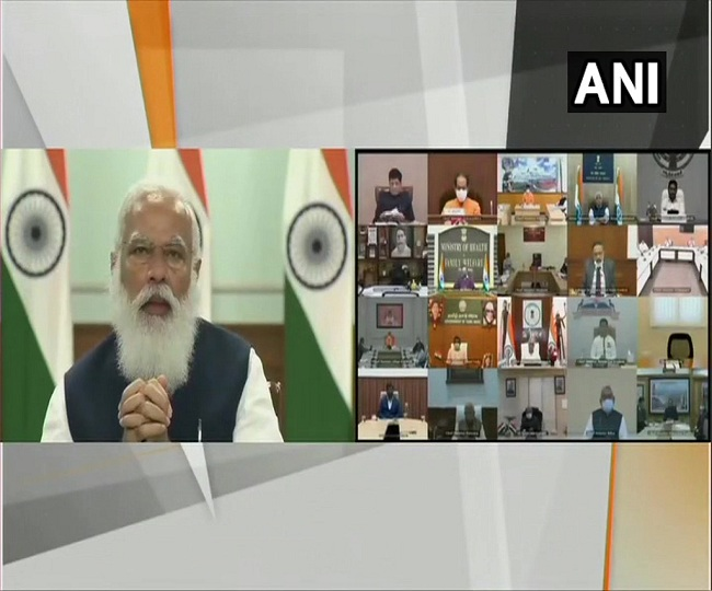 'Positive response for Budget has expressed mood of the nation': PM Modi at NITI Aayog meet | Key Highlights