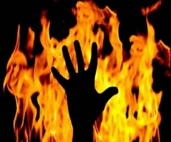 Navy official abducted, burnt alive in Maharashtra's Palghar