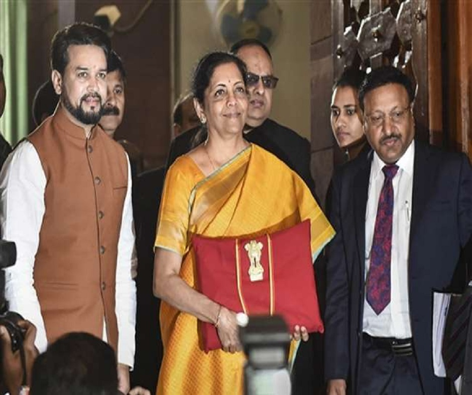 Union Budget 2021: Sitharaman lays down 6 pillars of Budget as infra, health sectors get spending boost | Key Highlights