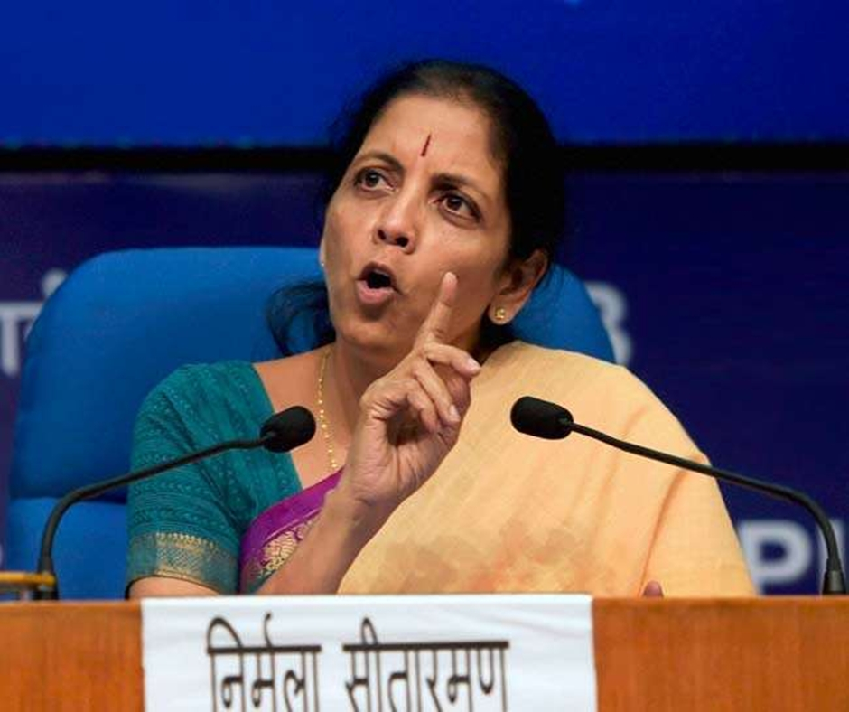 'You didn't stop the guys': Nirmala Sitharaman's remark defending woman journo leaves internet in splits | WATCH