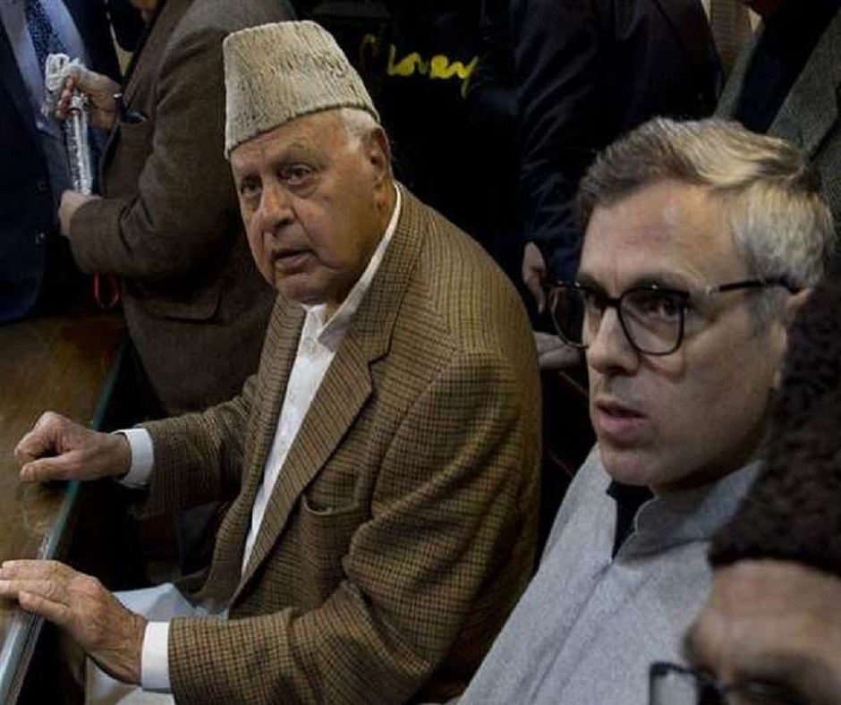Is this the 'Naya Jammu and Kashmir': Omar Abdullah claims he, his family put under house arrest